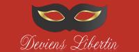 Logo du site DeviensLibertin Suisse